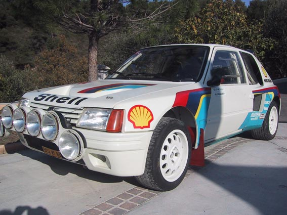 RE: Autosport YKYWT: Peugeot 205 T16 - Page 3 - General Gassing ...