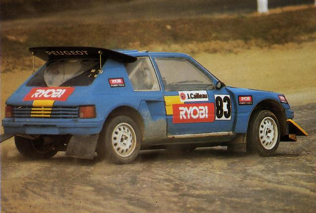 Peugeot 205 t16 evo 2 for sale